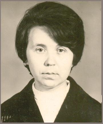 Тамара Михайловна Карпова