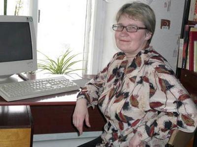 Любовь Борисовна Ручникова