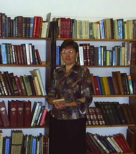 Нина Михайловна Кононова