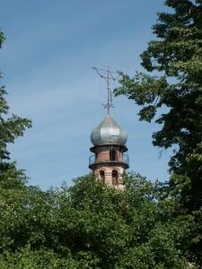 Колокольня Митрофаниевской церкви (современный вид)