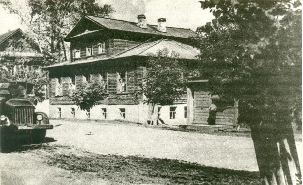 Бывшие номера И.С.Потапова. Фото 1960-х