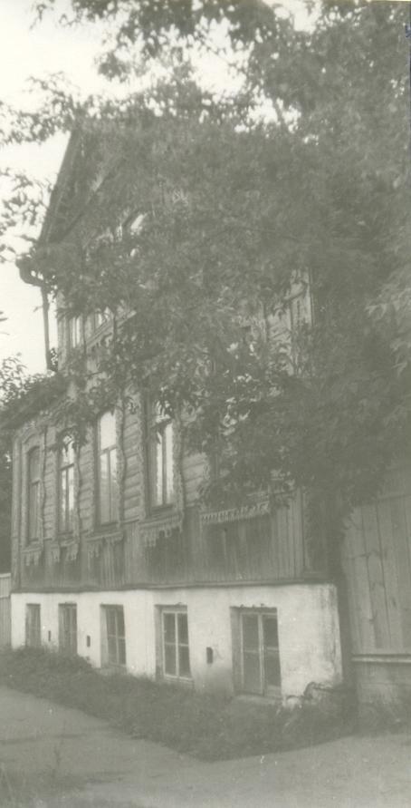 Дом, ул. Белинского, 22 [прим. 2013 г. - не сохранился].