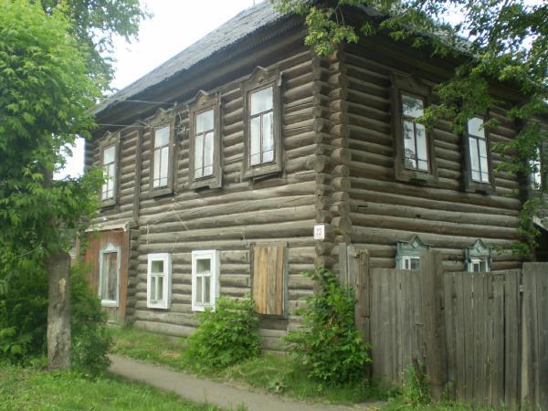 Дом, ул. Белинского, 22 [прим. 2013 г. – не сохранился].