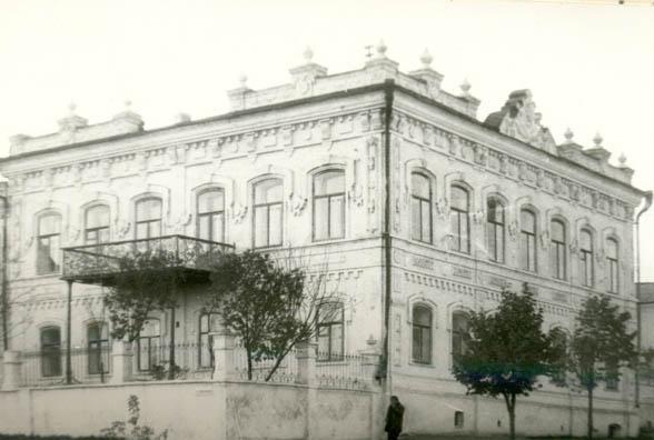 Дом С. И. Стародубцева (ул. Советская, 31)