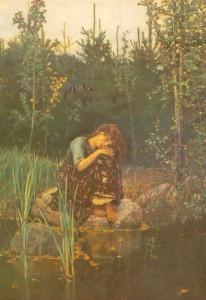 """Аленушка"" (1881)."