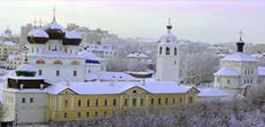Успенский Трифонов монастырь (г. Киров)
