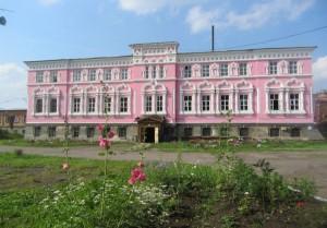 Христорождественский женский монастырь (г. Слободской)