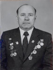 Иван Савватеевич Бабин (1927-2003)