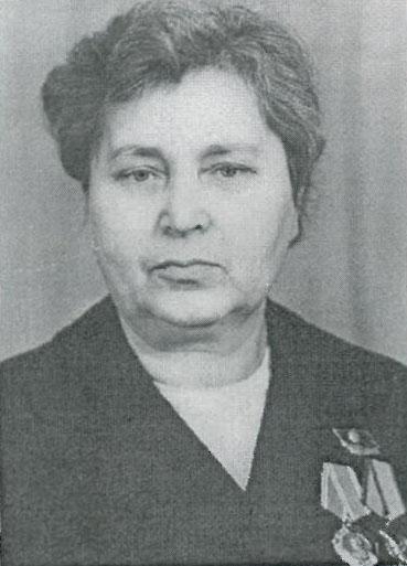 Эмилия Ильинична Винокурова