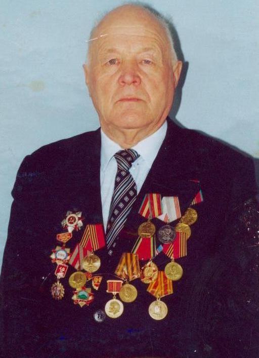 Исупов Феликс Палладьевич