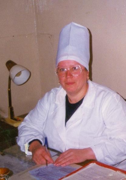 Татьяна Александровна Никулина