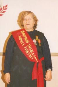 Раиса Семеновна Новоселова