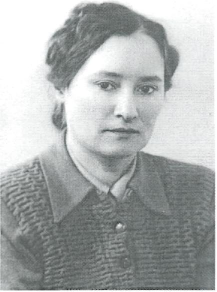 Наталья Борисовна Пентина (1913-2001)