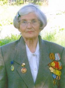 Мария Михайловна Попова