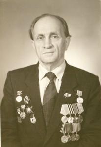 Петр Андрианович Созинов (1923-2008)