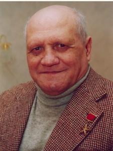 Павел Григорьевич Тимшин (1925-2007)