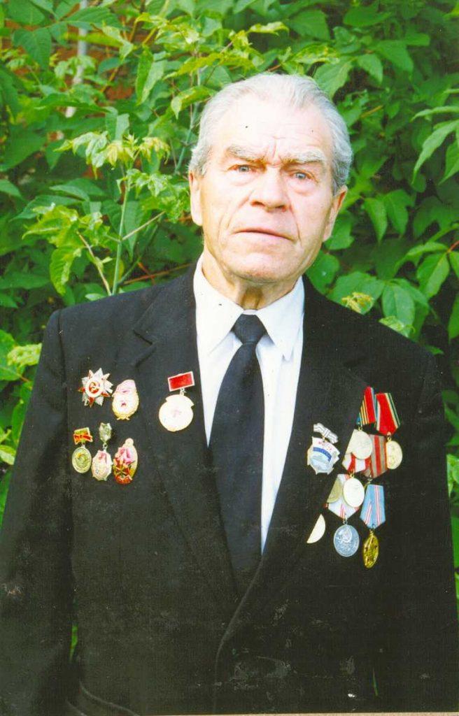 Александр Федорович Саломатов (1921-2005)