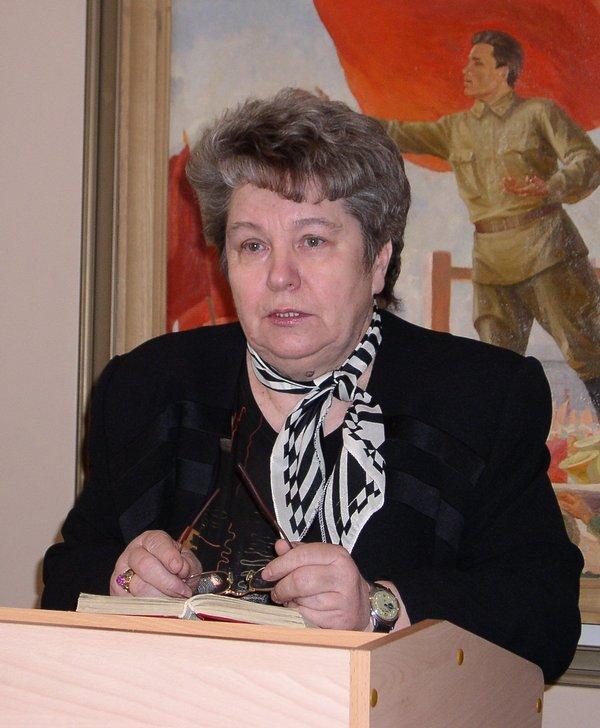 Нэлли Васильевна Крупина (р. 24 ноября 1940).
