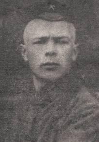 М. К. Попов в 1920 году.