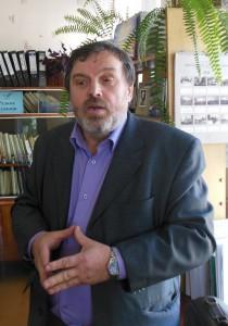 Николай Васильевич Пересторонин