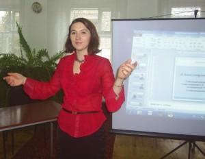 В категории старше 35 лет – Людмила Ивановна Багаева – логопед.