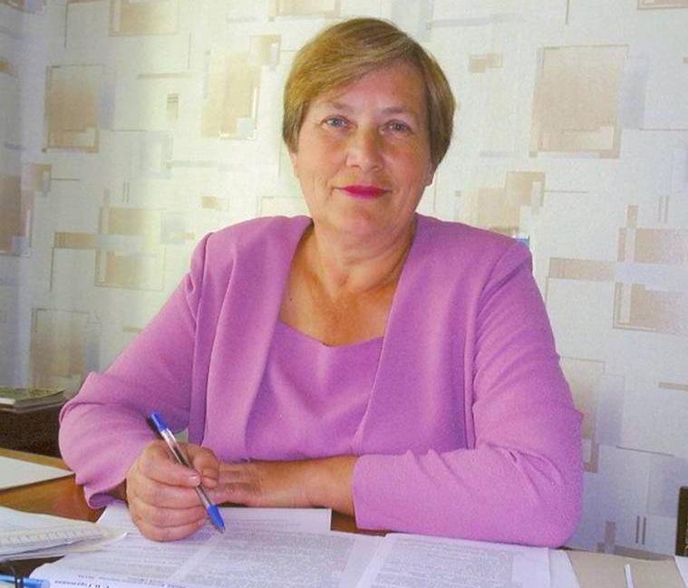 Валентина Алексеевна Дрянкова