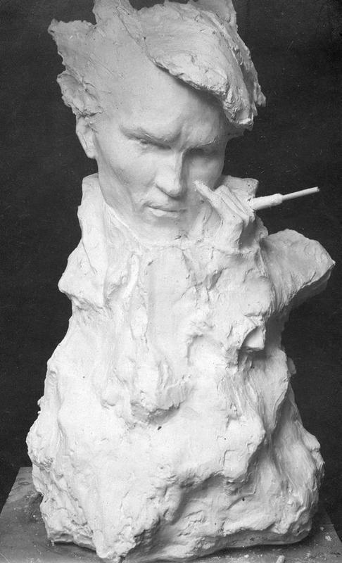 А. В. Винокурова. Портрет Н. И. Фешина