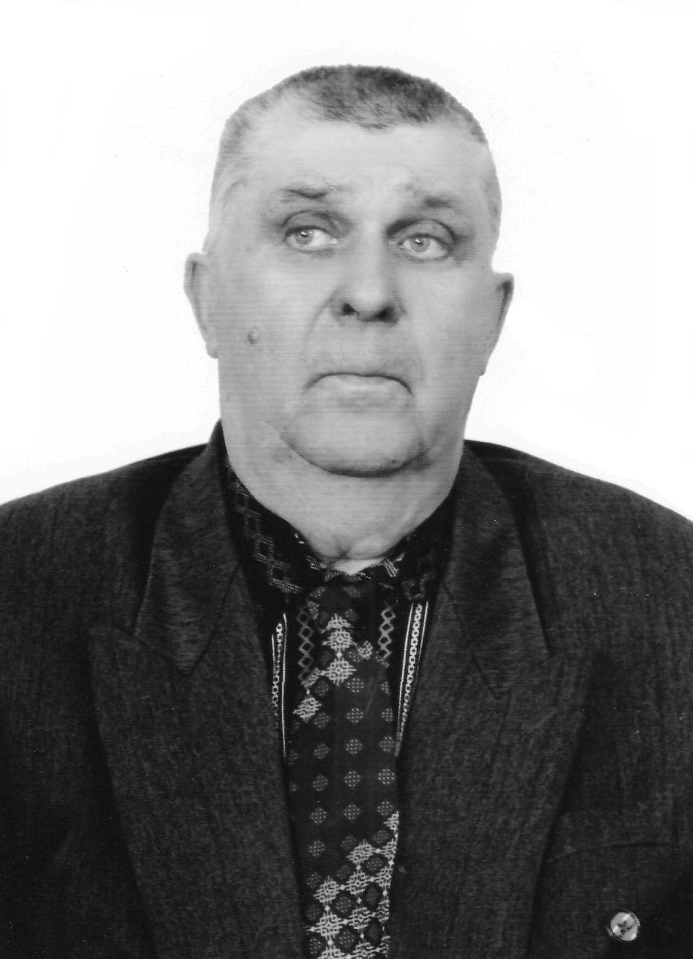 Николай Алексеевич Сметанин