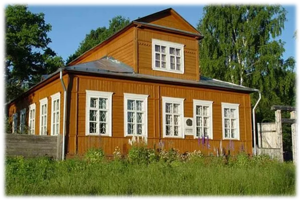 Дом-музей художников Васнецовых