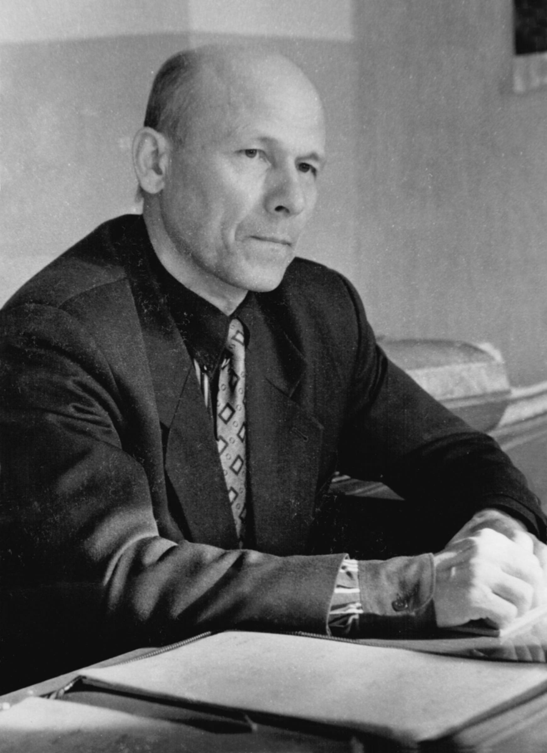 Петр Михайлович Воробьев