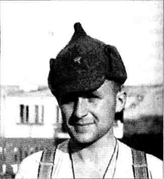 Военный кинооператор А. А. Климов