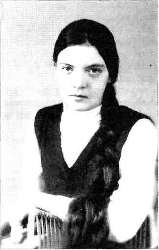 Светлана Сырнева. 1974 г.