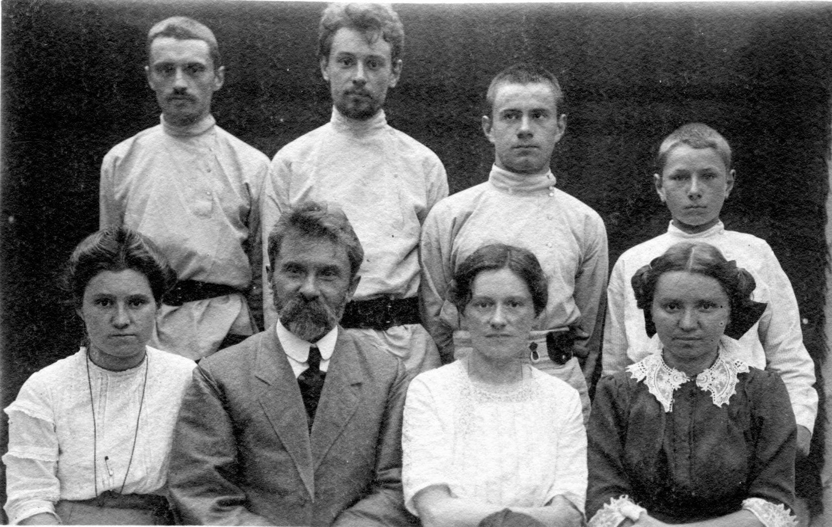 Семья Спасских