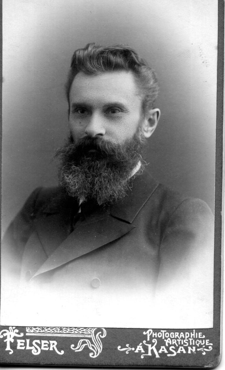 П. А. Спасский, 1912 г.