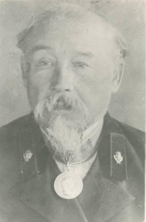 Ефим Иванович Селюнин, потомственный почетный гражданин г. Уржума