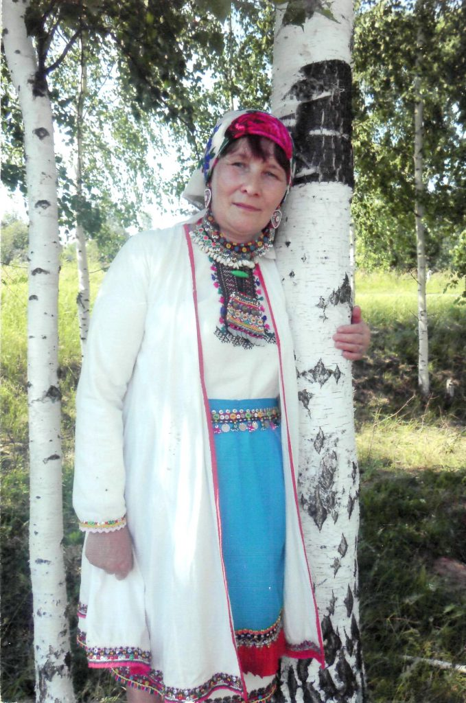 Галина Леонидовна Сметанина