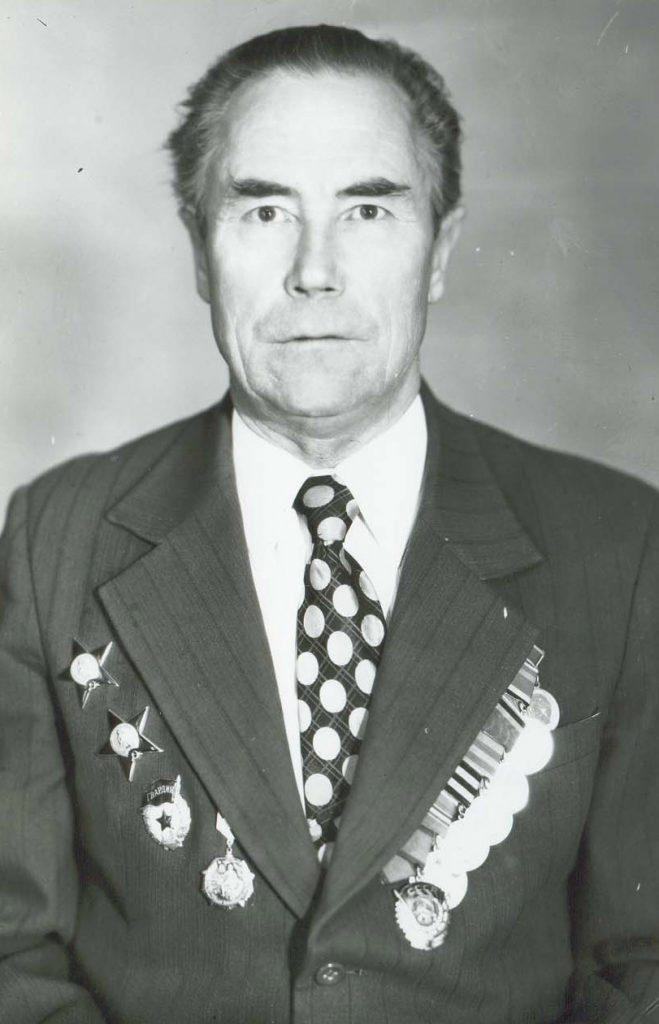 Николай Иванович Михалёв