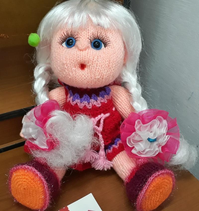 Выставка авторских кукол Г. И. Петровой