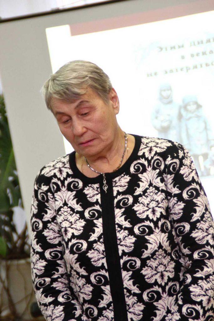 Нина Николаевна Коротаева