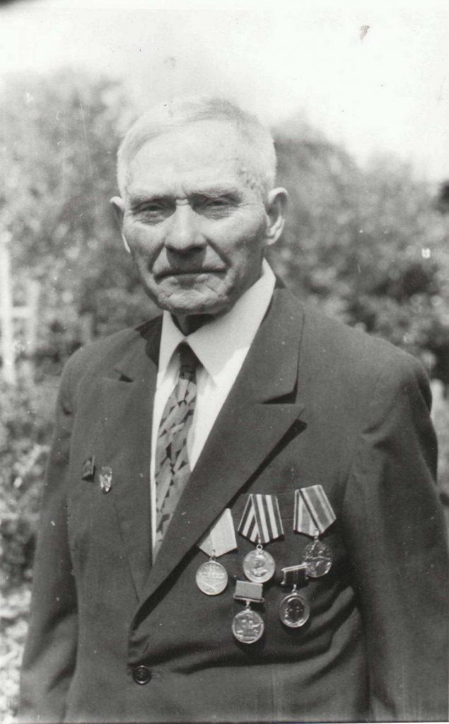 Михаил Николаевич Лапшин