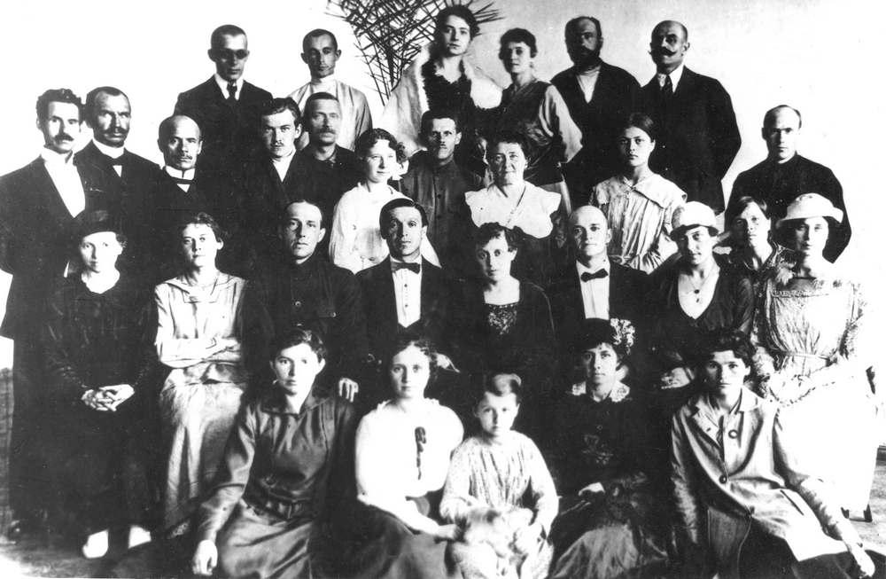 Оперный коллектив 1 мая 1920 года, Уржум