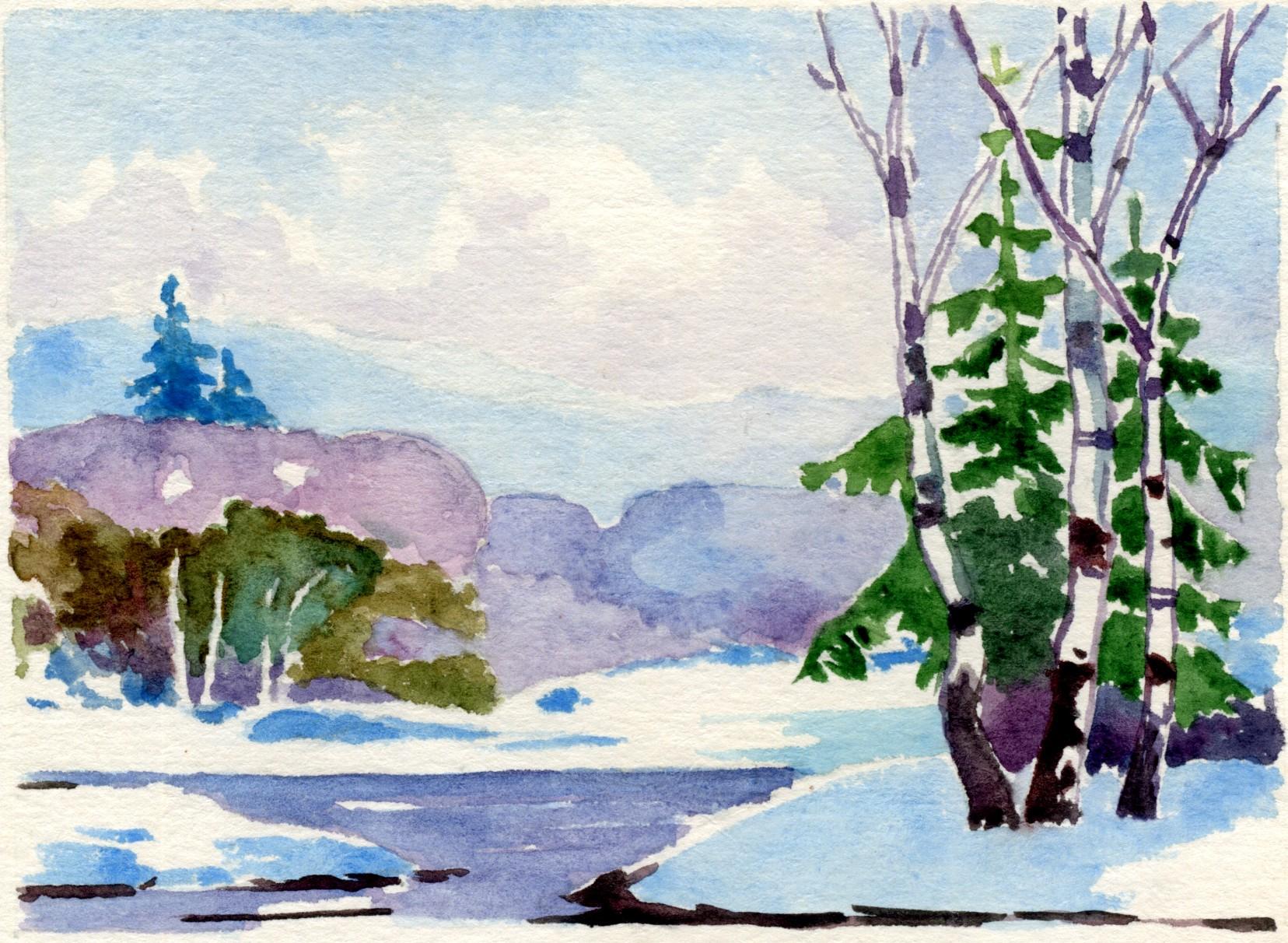 soljanov-rechka-akvarel