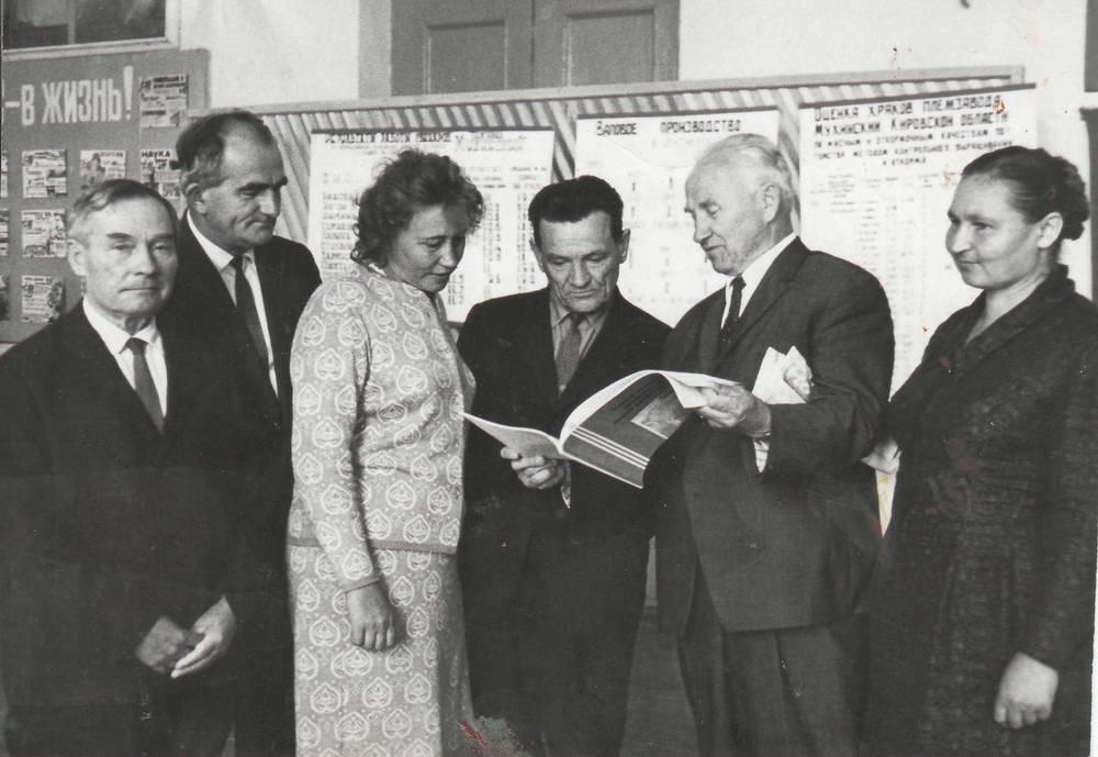 Совещание по уржумской породе свиней, 1982 г.