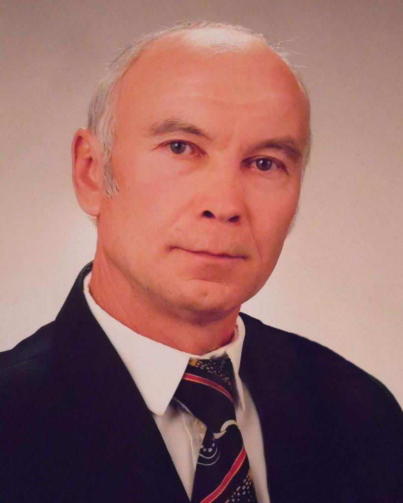 Александр Федотович Петрушин
