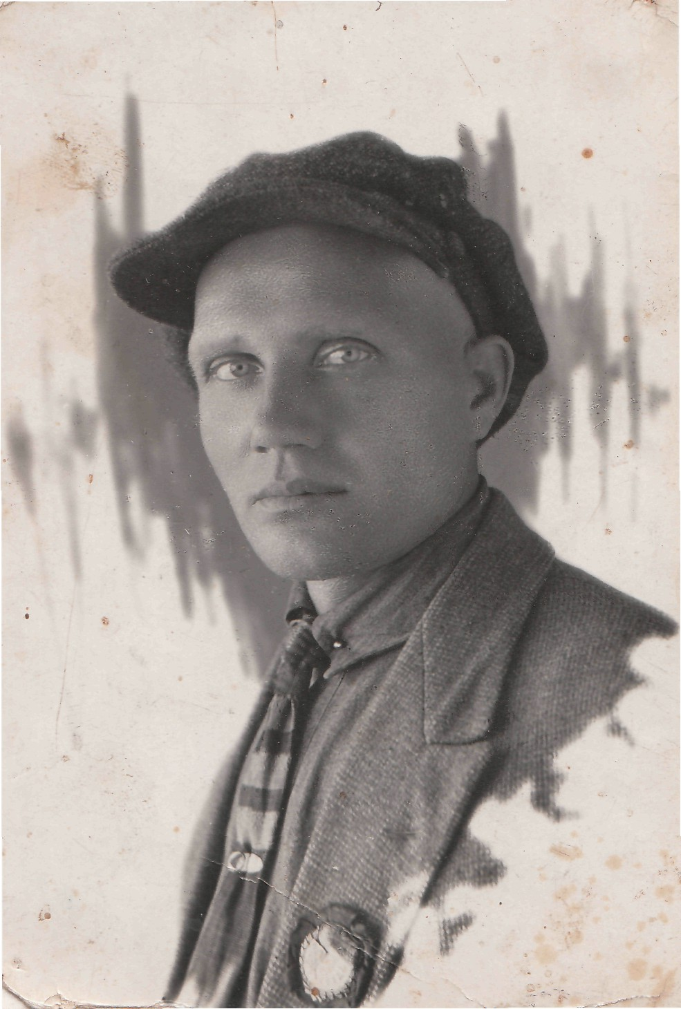 Н.Г. Сормах в период 1927-30 гг.