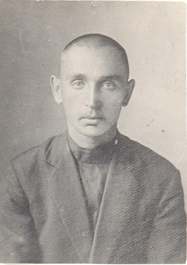 Шерстенников Николай Александрович, фото 1920-х гг.
